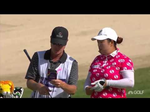 Shanshan Feng unstoppable in 12 shot win at Dubai Ladies Masters 2015