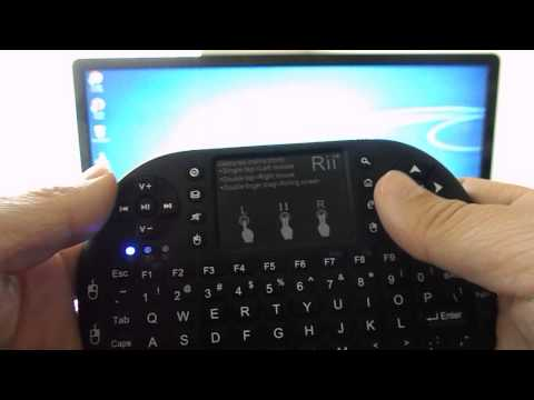 Rii i8  Upgraded Version! Great for Smart TVs, XMBC, HTPC, Google Devices, and so Many More