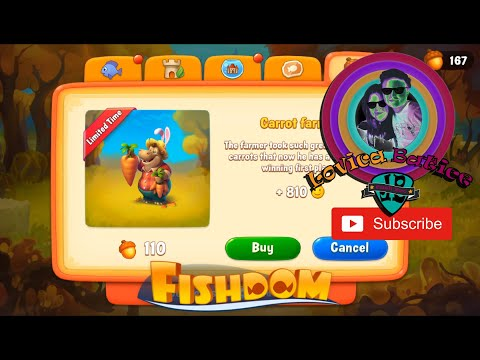 Fishdom - Level 1876 - 1880 - Gameplay