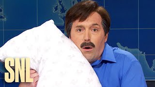 Weekend update: my pillow ceo, mike lindell, on getting banned from twitter - snl
