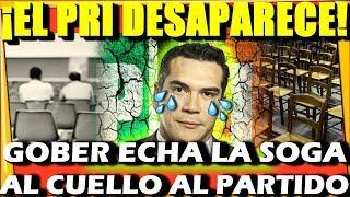 CONFIRMADO ¡ EL PRI DESAPARECE EN PROXIMAS ELECCIONES ! PIERDE MILITANCIA - ESTADISTICA POLICA