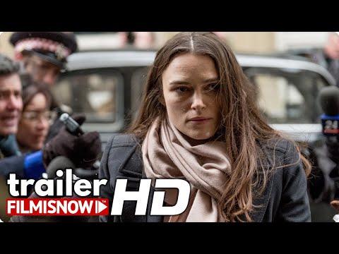 OFFICIAL SECRETS Trailer NEW (2019) | Keira Knightley Katherine Gun Movie
