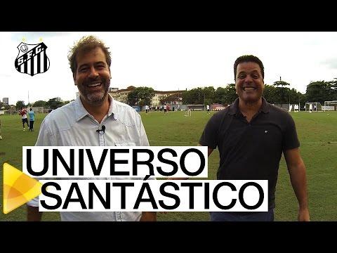 Teaser | UNIVERSO SANTÁSTICO | Paulinho McLaren