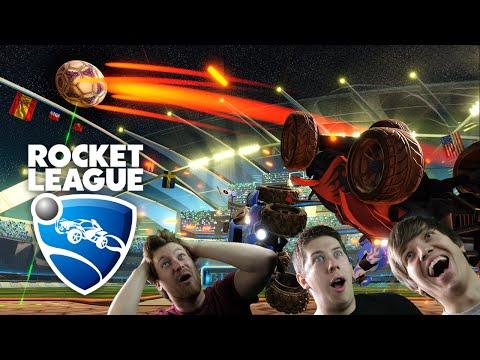 Rocket League! : Yogscast