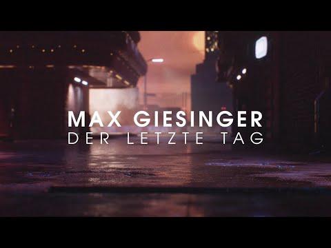 Max Giesinger - Der letzte Tag (Offizielles Audio)