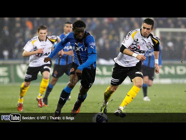 2010-2011 - Jupiler Pro League - 27. Club Brugge - Sporting Lokeren 2-1