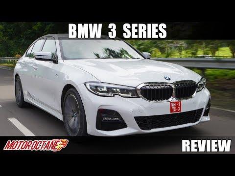 2019 BMW 330i Review - Power-packed!  | Hindi | MotorOctane