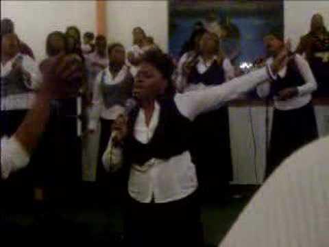 the brown singers-work on me