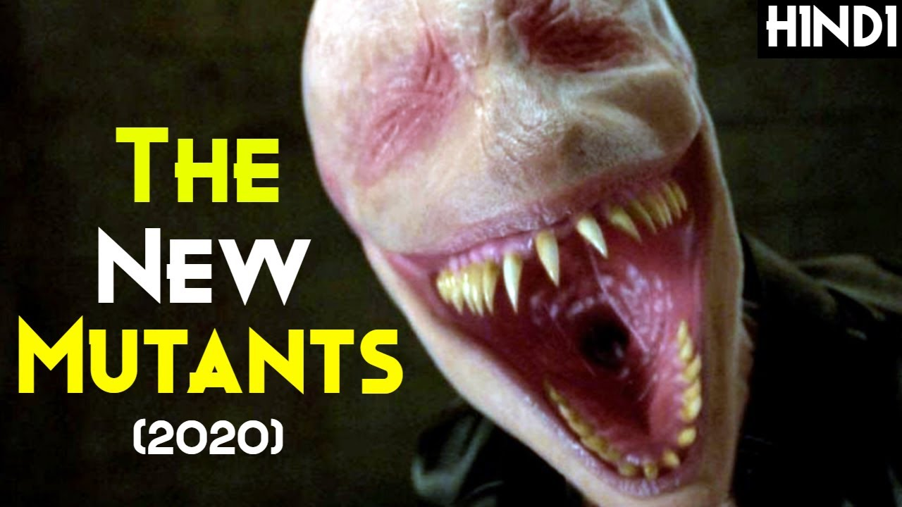THE NEW MUTANTS (2020) Explained In Hindi