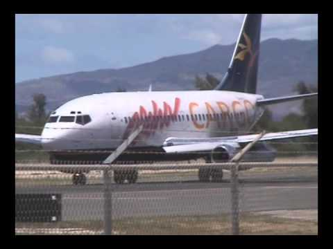 The Many Sights and Sounds of Honolulu Intl. Airport: 2008