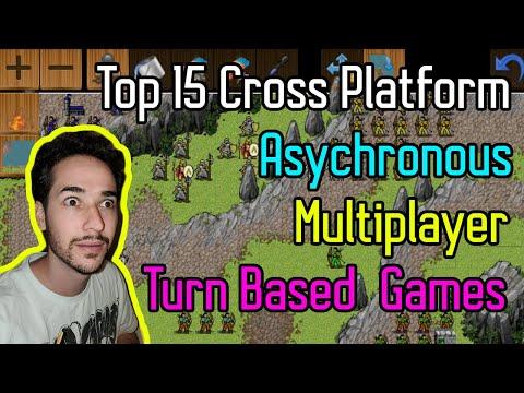 Top 15 Cross Platform Asynchronous Multiplayer Turn Based Games!!