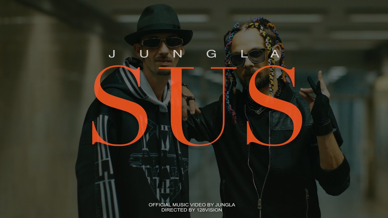 Download JUNGLA by Chimie & Domnul Udo - SUS (Official Video)
