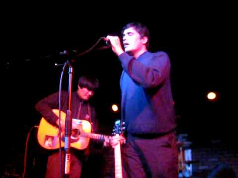 Jesse Michaels of Operation Ivy performs The Crowd with Mike Park
