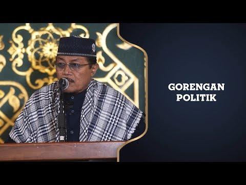 GORENGAN POLITIK : Kyai Prof Dr H Ahmad Zahro MA Al-Chafidz