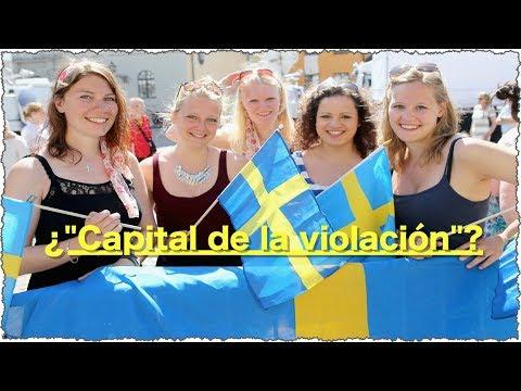 ¿Violaciones masivas en Suecia?