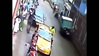 Accidente en Chaparral Tolima  12 De Oct 2015
