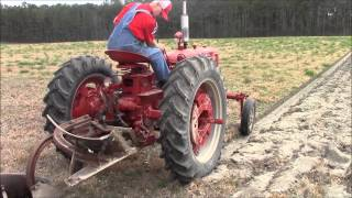 1954 Farmall Super C Complete and Rare Plow Collection for Sale