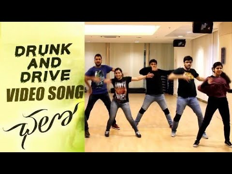 Drunk and Drive Video Song || dance cover ||Chalo Movie Song