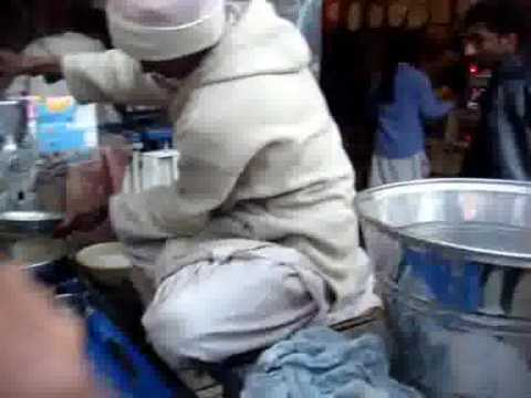 Visit to Pakistan Volume 2  Lahore Special ( Funny Food stalls)