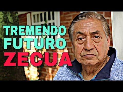 """Los """"alienígenas"""" AMENAZAN y ENFERMAN al Ing. Alberto Zecua - contactado del cristo cósmico"""