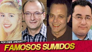 POR ONDE ANDA BRITO JÚNIOR? | APRESENTADORES SUMIDOS | POR ONDE ANDA JORGE KAJURU?