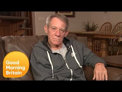 Farmer Tells Remarkable Story of Cutting Off His Leg With a Penknife | Good Morning Britain