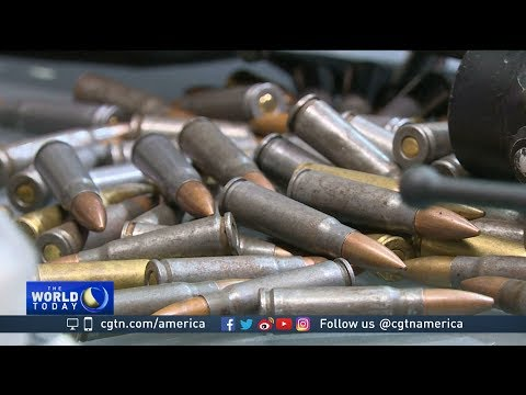 Clinic in Rio helps stroke victims caused by fear of gun violence