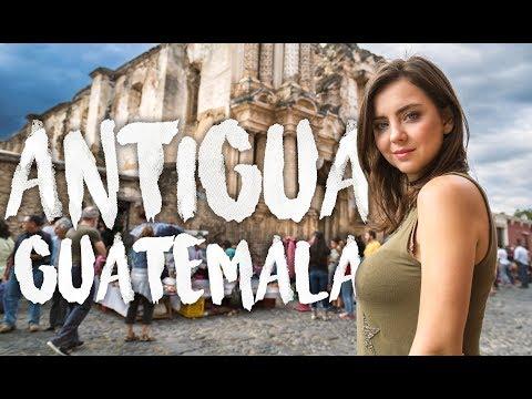 ME DIÓ FIEBRE AMARILLA? ★ Ale Ivanova en Antigua Guatemala