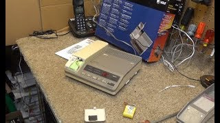 AT&T 5600 Cordless Telephone | Part 2; Initial Checkout