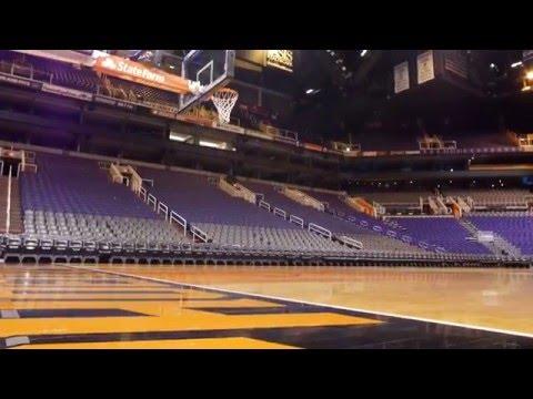 Arizona Gym Floors Phoenix Suns Testimonial