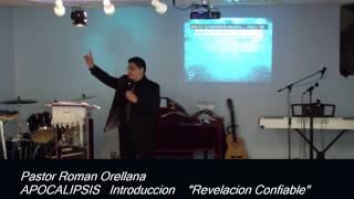 """Apocalipsis  # 1 - Introducción  """"Revelación Confiable""""   Escatologia  Ministerios Ebenezer """"Shefa"""""""