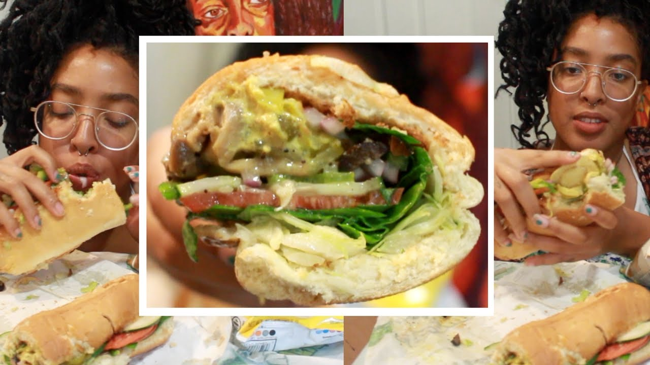 Watch How to Eat Vegan at Subway video