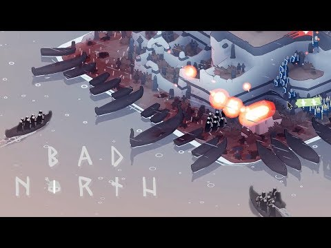 Bad North - Deep In Viking Territory! - Bad North Gameplay Playthrough