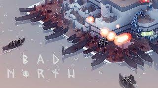 Bad North - Deep In Viking Territory! - Bad North Gameplay Playthrough
