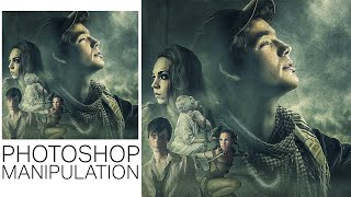 Download Video Photoshop Manipulation tutorial with Photo Effects Tal MP3 3GP MP4