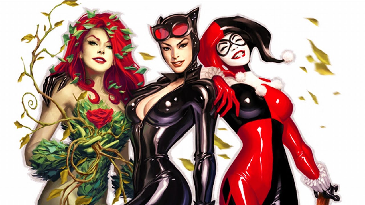 Gotham City Sirens #24 comic book read - YouTube