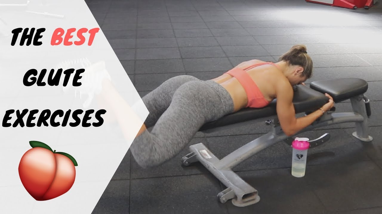 GROW YOUR GLUTES: The Best Exercises!