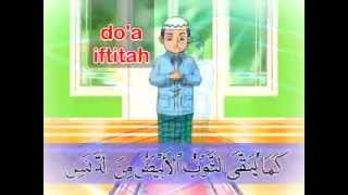 Belajar Sholat Kastari Animation Official