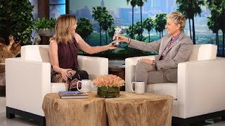 Ellen Pompeo's Interstellar Surprise