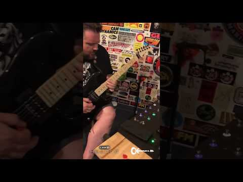Contrarian solo with Line 6 Helix LT Mp3