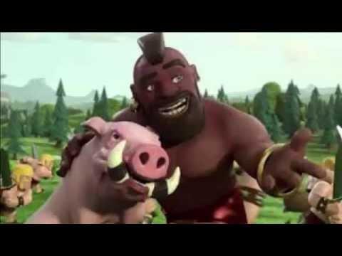Hog Rider - Clash Of Clans Wiki