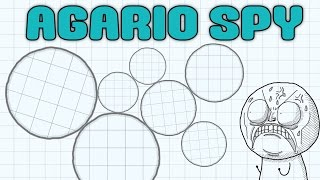 AGARIO SPY SKIN - DOMINATING THE SERVER IN AGAR.IO