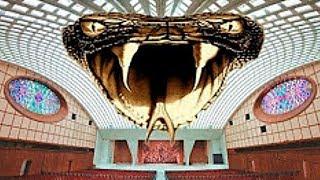 ¡ Etwas Sehr Unheimliches Versteckt Sich in der Audienzhalle im Vatikan!