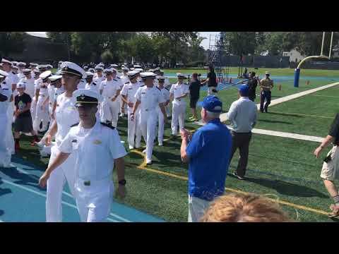 US Merchant Marine Academy scores!