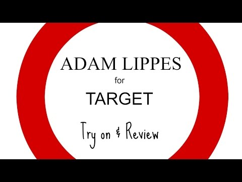 Adam Lippes for Target: Try on & Review