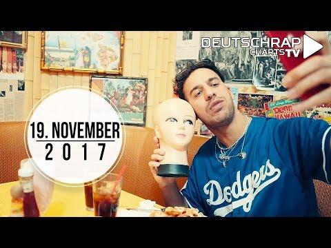 TOP 20 Deutschrap CHARTS | 19. November 2017