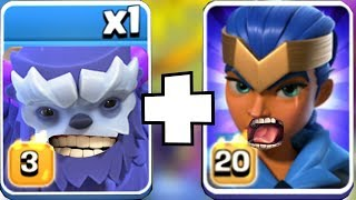 Baixar NEW HERO w/ YETi troop! | Clash Of Clans | NO ONE is SAFE!!