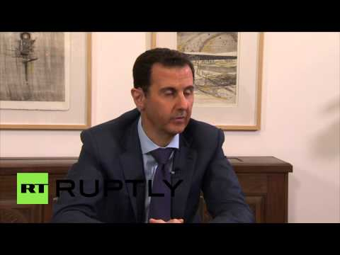 Syria: Russia's rise offers greater regional and global stability says Assad
