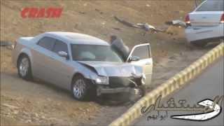 Arab Drifting goes wrong.