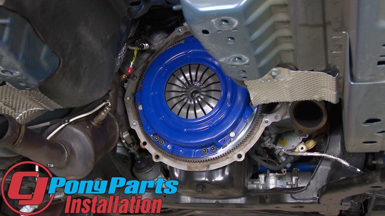 2017 Mustang V6 >> Mustang SPEC Clutch Kit Stage 3+ w/ Aluminum Flywheel GT ...